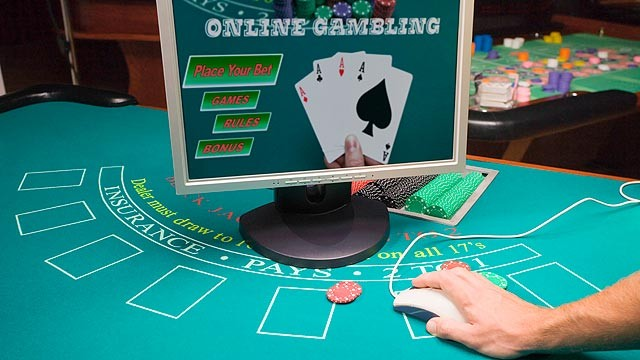 online gambling with broad