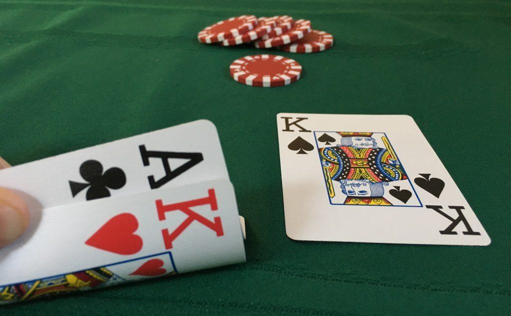 ambience 1 crossword card game gambling