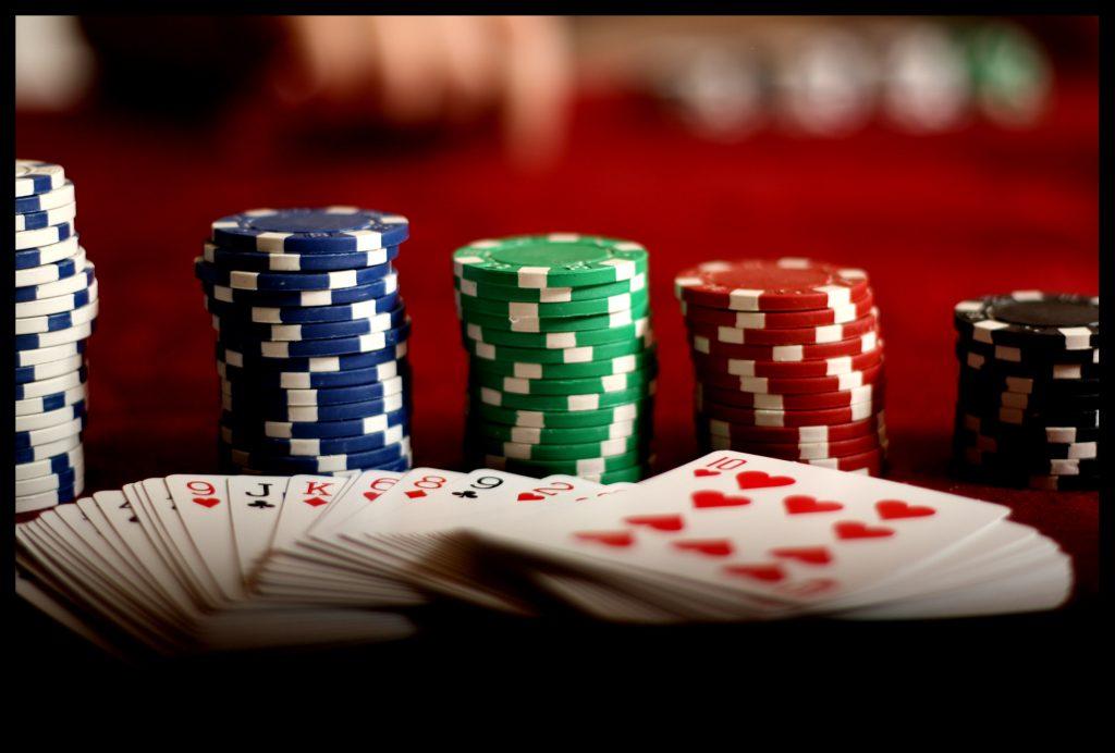 QQ Poker Online Game