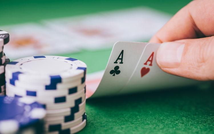 gambling pokers